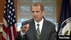 Представитель Госдепартамента США Марк Тонер