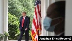 Дональд Трамп, Белый дом, 29 мая 2020