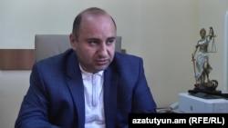 Заведующий кафедрой конституционного права ЕГУ Вардан Айвазян