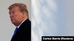 АКШ президенти Дональд Трамп. Вашингтон. 15-февраль, 2019-жыл.