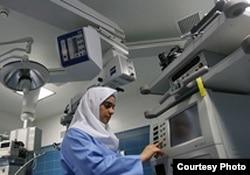Iranda xəstəxana