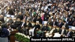 """2011 жылы қараша айында өткен """"Лойя Жирга"""" жиыны. Кабул."""