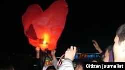 День влюбленных по-казахски