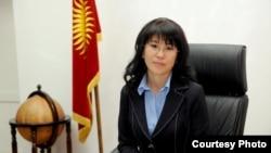 Кайыргуль Урумканова