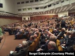 Пленарное заседание РАН