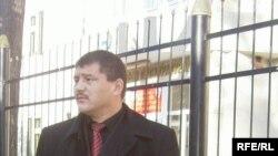 Керим Макеев шаардык прокуратурага арыз жазып чыккандан кийин.