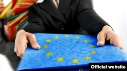 "European Union -- EU symbol for ""Administrative simplification"""