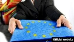 "European Union -- EU symbol for ""Administrative simplification"""