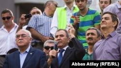 Сегодняшний митинг показал, что азербайджанское общество, которое в последние годы пребывало в состоянии застоя, апатии, пробуждается. Это был первый массовый митинг за последнее время