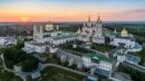 Почаївська лавра – православний чоловічий монастир у місті Почаєві на Тернопільщині