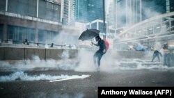Гонконгдогу нааразылык акциялары.