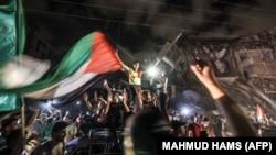 Газа тилкесинде