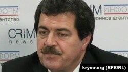 Глава движения «Къырым» Ремзи Ильясов