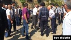 Müsavat partiyası Cəlilabad rayonunda, 5 oktyabr 2019