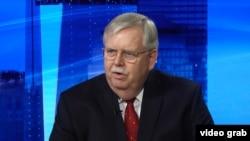 Посол США в России Джон Теффт.
