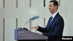 Сиријскиот претседател Башар ал Асад.