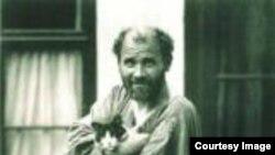 Густав Климт в 1912