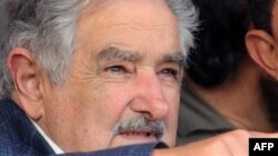 Президент Уругвая Жозе Мухика.