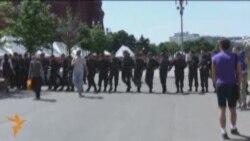 В Москве разогнан гей-парад