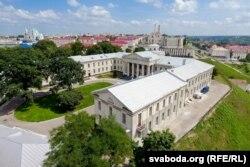 Новы замак у Горадні
