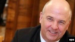 Комесарот за човекови права во Советот на Европа, Нилс Муижниекс.