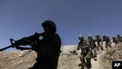 ارشیف، افغان امنیتي ځواکونه