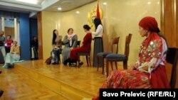 Predstava Centra za romske inicijative iz Nikšića u Skupštini Crne Gore