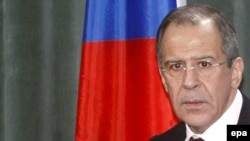 Russian Foreign Minister Lavrov (file photo)
