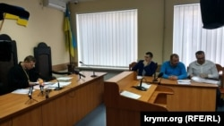 Заседание суда по Владимиру Горбенко, 11 апреля 2018 года