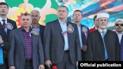 Хыдырлез в Бахчисарае, 3 мая 2016 года
