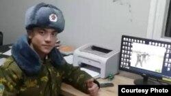 Нозимджон Гулиев. Фото из семейного архива