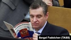 Депутат Государственной думы Леонид Слуцкий