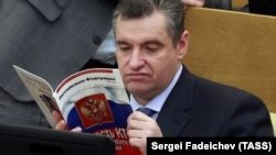 Леонид Слуцкий (архив)