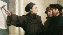 С христианской точки зрения. Октябрь Лютера и октябрь Ленина