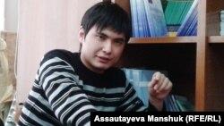 Ринат Кибраев, азаматтық белсенді.