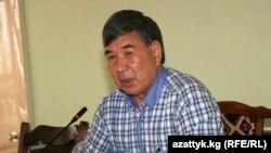 Кушбак Тезекбаев, Ош облусунун губернаторунун биринчи орун басары.