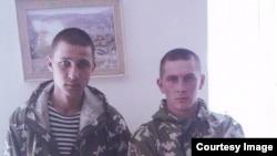 Ільдар Сахапов (Л) і Федір Басімов