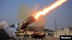 Napad iračke vojske na položaje IDIL-a