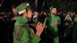 Hacı Qani: 'Bizdə Məhərrəmlikdə heç vaxt yürüş olmayıb, bu qondarma bir sözdür...'