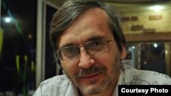Uzbek independent journalist Sergei Naumov