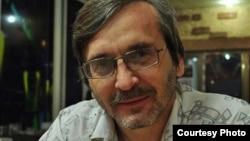Хоразмлик мустақил журналист Сергей Наумов.