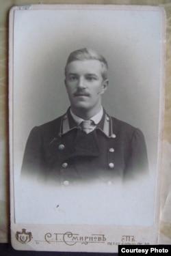 Николай Бурлюк