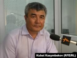 Профессор Аалыбек Акунов. 13.7.2011.