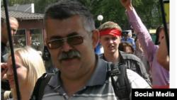 Moldova, Sergei Ilchenko, blogger fron Tiraspol