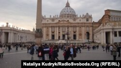 Իտալիա-Հռոմ, Սուրբ Պետրոսի հրապարակ