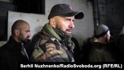 Обшук у будинку Андрія Антоненка, ветерана війни і музиканта. Київ, 12 грудня 2019 року