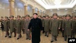 Лидерот на Северна Кореја, Ким Јонг Ил