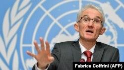 Заступник генерального секретаря ООН із гуманітарних питань Марк Лоукок