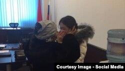 Фото со страницы Аската Алиева.