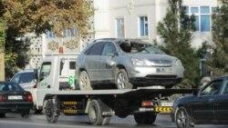 Aşgabat-Balkan: Ýol heläkçiliginde azyndan dört adam öldi